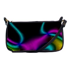 Vibrant Fantasy 8 Shoulder Clutch Bags by MoreColorsinLife