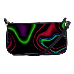 Vibrant Fantasy 2 Shoulder Clutch Bags by MoreColorsinLife
