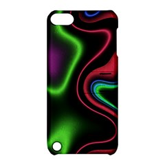 Vibrant Fantasy 2 Apple Ipod Touch 5 Hardshell Case With Stand by MoreColorsinLife