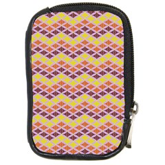 Wave Pattern 3 Compact Camera Cases by Cveti