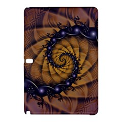 An Emperor Scorpion s 1001 Fractal Spiral Stingers Samsung Galaxy Tab Pro 12 2 Hardshell Case by beautifulfractals