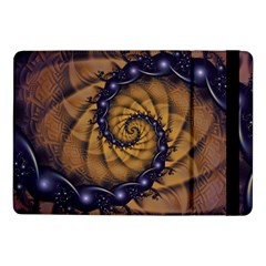 An Emperor Scorpion s 1001 Fractal Spiral Stingers Samsung Galaxy Tab Pro 10 1  Flip Case by jayaprime