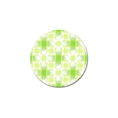 Intersecting Lines Pattern Golf Ball Marker (10 Pack) by dflcprints