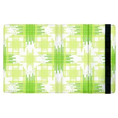 Intersecting Lines Pattern Apple Ipad Pro 9 7   Flip Case by dflcprints