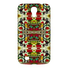 Chicken Monkeys Smile In The Floral Nature Looking Hot Samsung Galaxy Mega 6 3  I9200 Hardshell Case by pepitasart