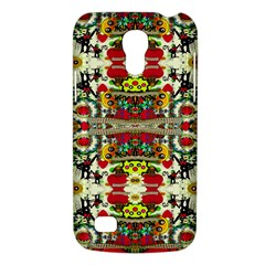 Chicken Monkeys Smile In The Floral Nature Looking Hot Galaxy S4 Mini by pepitasart