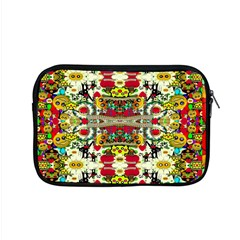 Chicken Monkeys Smile In The Floral Nature Looking Hot Apple Macbook Pro 15  Zipper Case by pepitasart