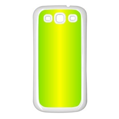 Pattern Samsung Galaxy S3 Back Case (white) by gasi