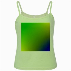 Pattern Green Spaghetti Tank by gasi