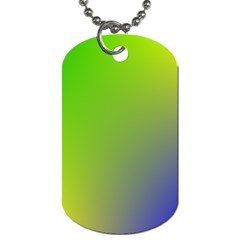 Pattern Dog Tag (one Side) by gasi