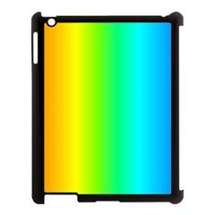 Pattern Apple Ipad 3/4 Case (black) by gasi