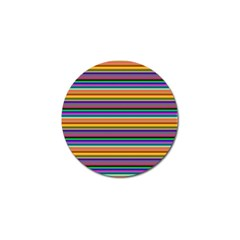 Pattern Golf Ball Marker by gasi