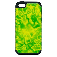 Pattern Apple Iphone 5 Hardshell Case (pc+silicone) by gasi