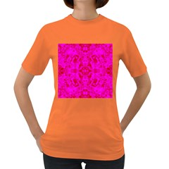 Pattern Women s Dark T Shirt by gasi