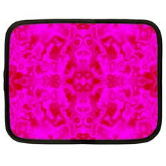 Pattern Netbook Case (xl)  by gasi