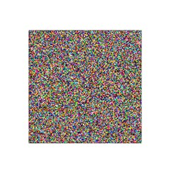 Pattern Satin Bandana Scarf by gasi