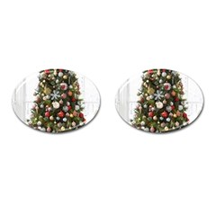 Images (2) Download Cufflinks (oval) by Nsglobal