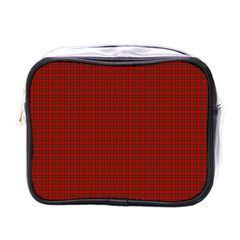 Royal Stuart Tartan Mini Toiletries Bags by PodArtist
