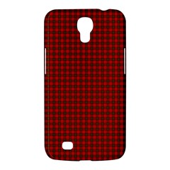Royal Stuart Tartan Samsung Galaxy Mega 6 3  I9200 Hardshell Case by PodArtist