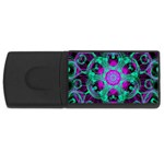 Pattern Rectangular USB Flash Drive