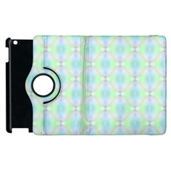 Pattern Apple Ipad 2 Flip 360 Case by gasi