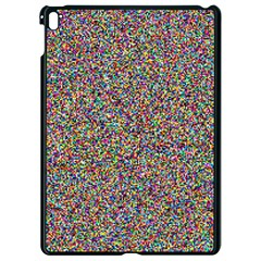 Pattern Apple Ipad Pro 9 7   Black Seamless Case by gasi
