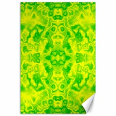 Pattern Canvas 24  X 36  by gasi