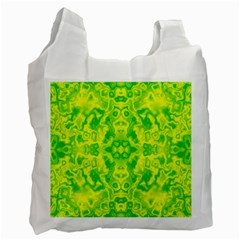 Pattern Recycle Bag (two Side)  by gasi