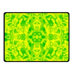 Pattern Fleece Blanket (small) by gasi