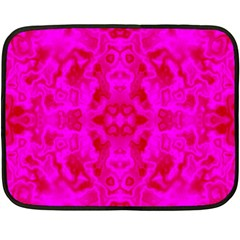 Pattern Fleece Blanket (mini) by gasi
