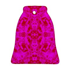 Pattern Bell Ornament (two Sides) by gasi