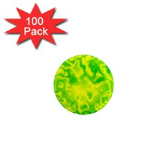 Pattern 1  Mini Magnets (100 Pack)  by gasi