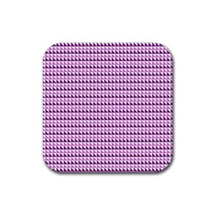 Pattern Rubber Coaster (square)  by gasi