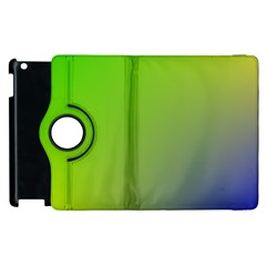 Pattern Apple Ipad 3/4 Flip 360 Case by gasi