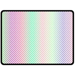 Pattern Fleece Blanket (large)  by gasi