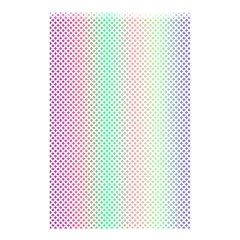 Pattern Shower Curtain 48  X 72  (small)  by gasi