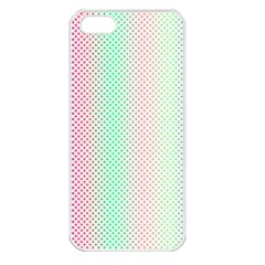 Pattern Apple Iphone 5 Seamless Case (white) by gasi