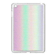 Pattern Apple Ipad Mini Case (white) by gasi