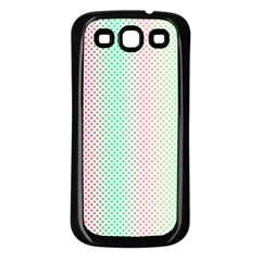 Pattern Samsung Galaxy S3 Back Case (black) by gasi