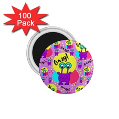 Crazy 1 75  Magnets (100 Pack)  by gasi