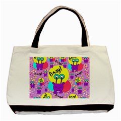 Crazy Basic Tote Bag by gasi