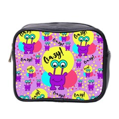 Crazy Mini Toiletries Bag 2 Side by gasi