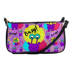 Crazy Shoulder Clutch Bags by gasi