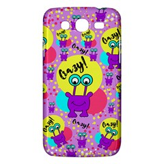 Crazy Samsung Galaxy Mega 5 8 I9152 Hardshell Case  by gasi