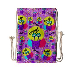 Crazy Drawstring Bag (small) by gasi