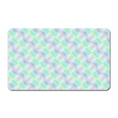 Pattern Magnet (rectangular) by gasi