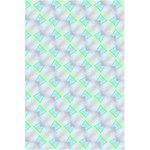 Pattern 5.5  x 8.5  Notebooks Back Cover