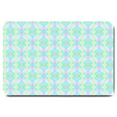 Pattern Large Doormat  by gasi