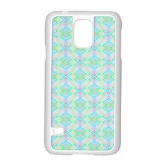 Pattern Samsung Galaxy S5 Case (white) by gasi