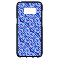 Pattern Samsung Galaxy S8 Black Seamless Case by gasi